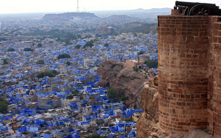 Visit Jodhpur in Rajasthan on a tailor-made holiday to north India