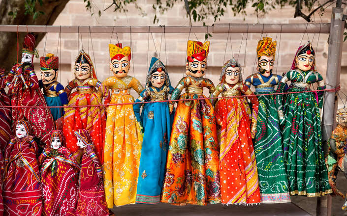 Visit Rajasthan on a tailor-made holiday to north India