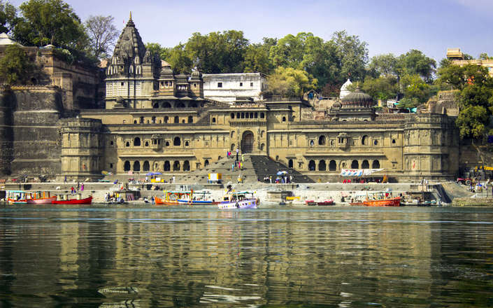Visit Maheshwar on a tailor-made holiday to north India