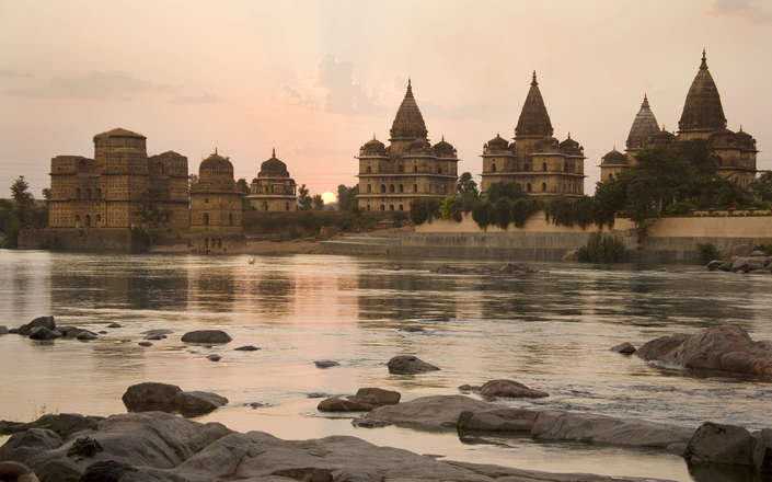 Visit Orchha on a tailor-made holiday to north India