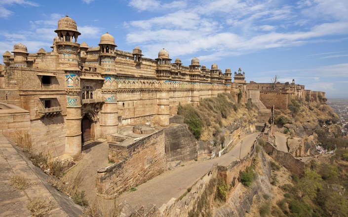 Visit Gwalior on a tailor-made holiday to north India