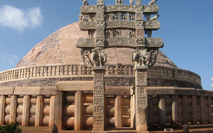 Visit Sanchi on a tailor-made holiday to north India