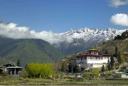 Explore Paro on a luxury tailor made holiday to Bhutan