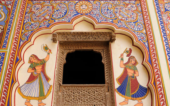 Include rural Rajasthan on a tailor-made holiday to north India