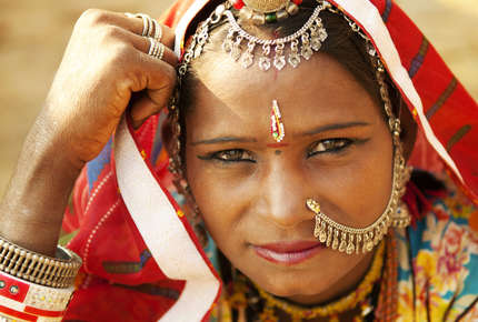 Visit rural Rajasthan on a tailor-made holiday to north India