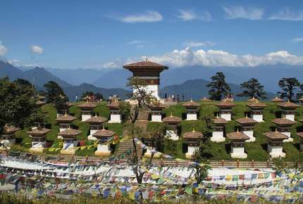 See Thimphu on a luxury tailor made holiday