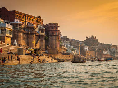 Slowly Along the Ganges - A private journey through India