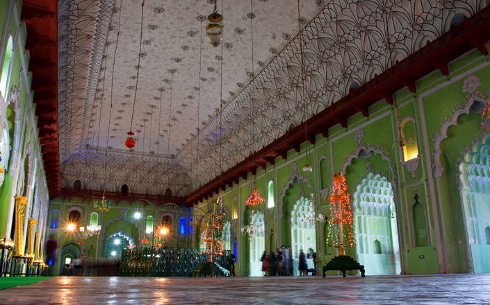 Include Lucknow on a tailor-made holiday to north India