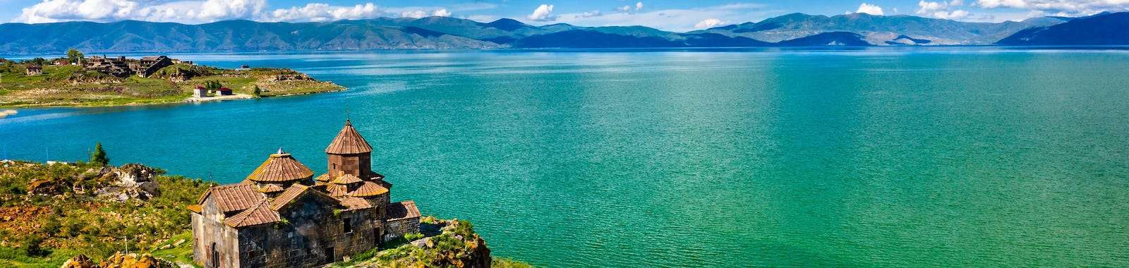 Visit Lake Sevan on a tailor-made holiday to Armenia