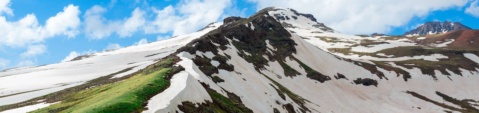 View Mount Aragats on a tailor-made holiday to Armenia