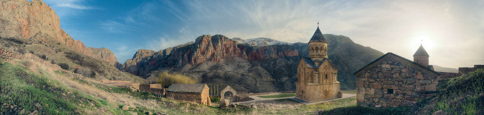 See Noravank monastery in Yeghegnadzor on a tailor-made holiday to Armenia