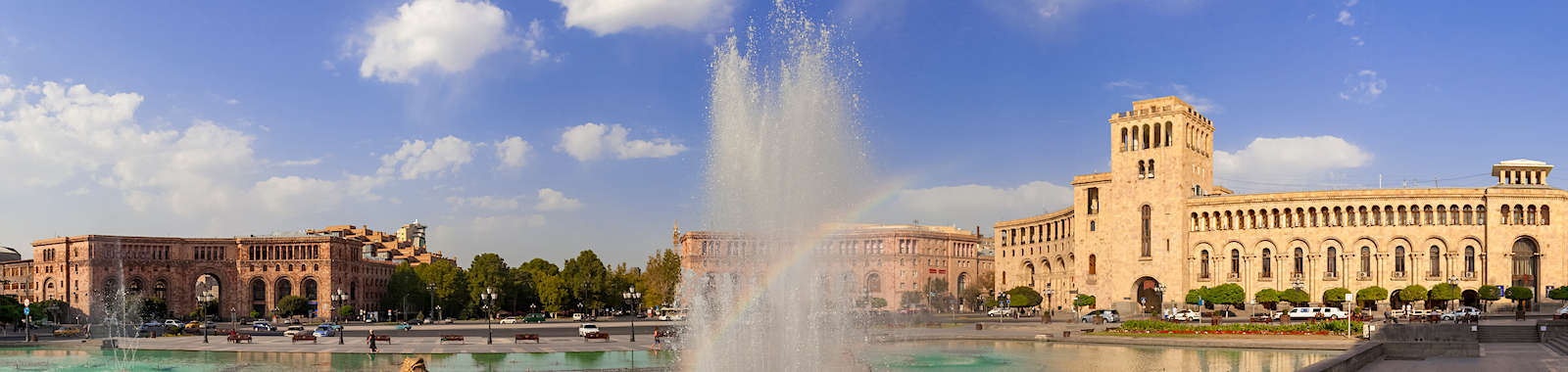 Discover Yerevan on a tailor-made holiday to Armenia