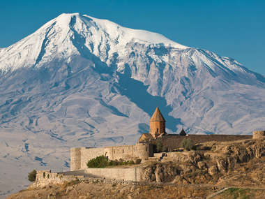 Visit Khor Virap on a tailor-made holiday to Armenia