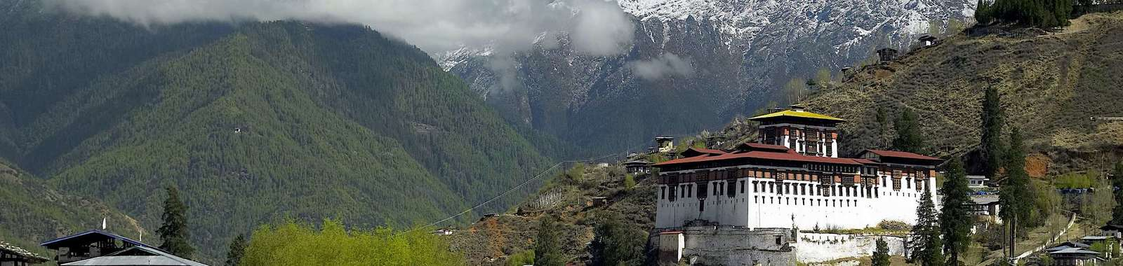 Visit Paro dzong on a private holiday to Bhutan