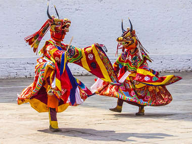 Visit Bhutan on a luxury tailor made holiday