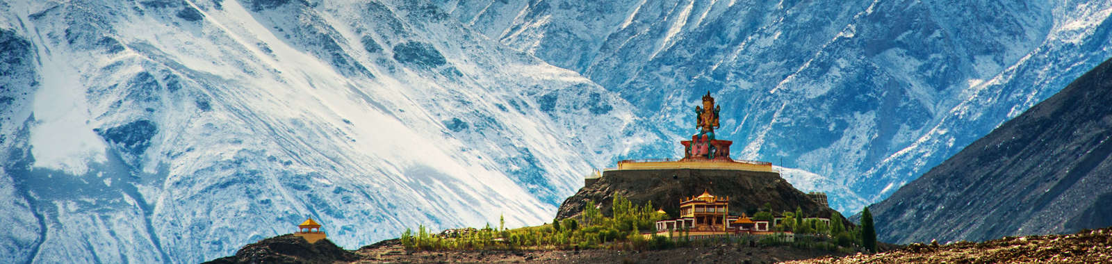 Mountains and monasteries on a tailor-made holiday to Ladakh