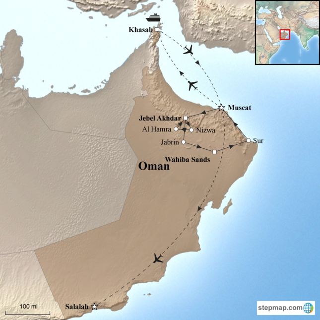 stepmap-karte-grand-tour-of-oman-14957171