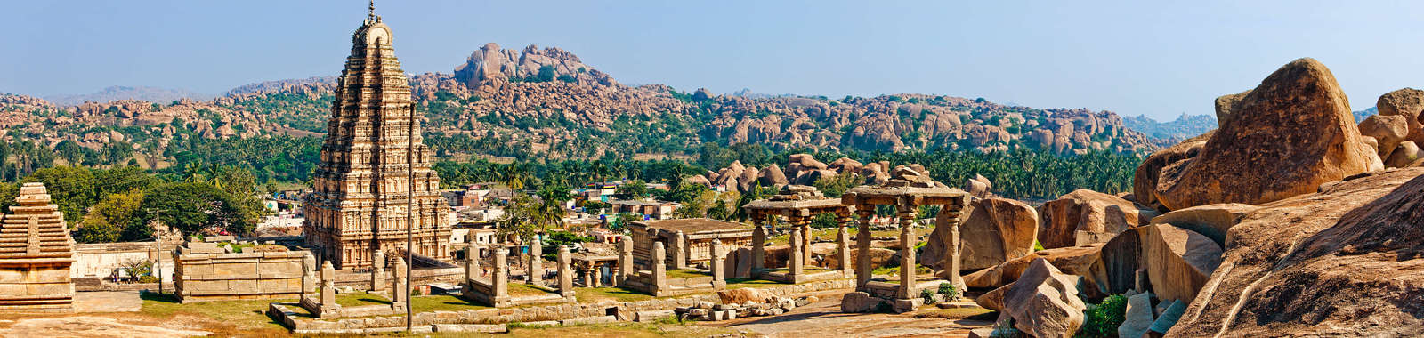 Discover Hampi on a luxury tailor made holiday to South India