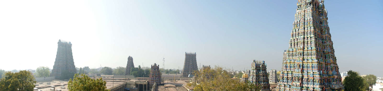 Soak up the spiritual atmosphere of Madurai on a tailor made holiday to South India