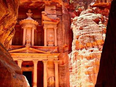 See Petra on a luxury tailor-made holiday to Jordan