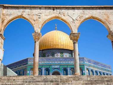 Visit Jerusalem on a luxury tailor-made holiday to Israel