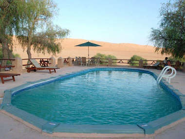 4 1000 Nights Camp Pool