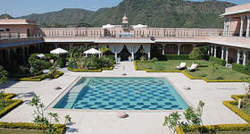 In Udaipur stay at Bujera Fort, an affordable boutique hotel