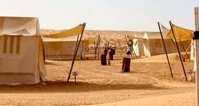 Camp Mars, Grand Erg Oriental, Sahara, Tunisia