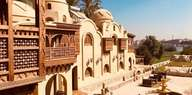Djorff Palace, Boutique Hotel in Luxor, Egypt
