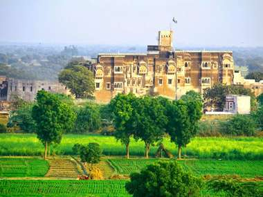 In rural Rajasthan stay at Fort Barli, a converted heritage hotel