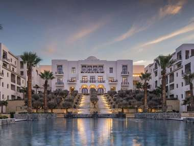 The Four Seasons Tunis - one of the best hotels in Tunisia