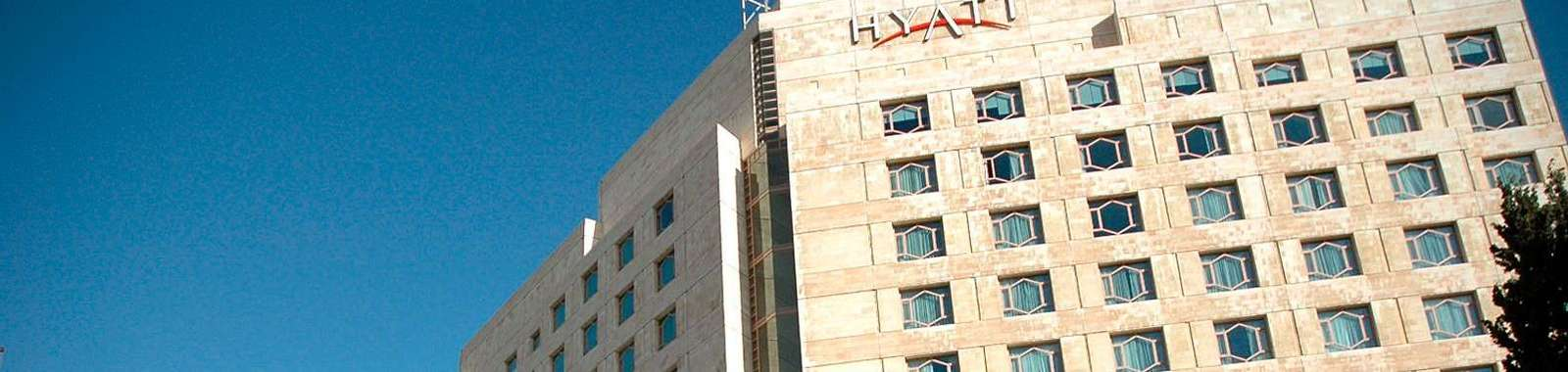 Grand Hyatt Hotel In Amman Jordan Corinthian Travel