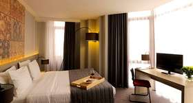 Hotel Republica is a modern boutique hotel in the heart of Yerevan close to Republic Square