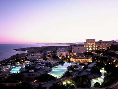 Sharm_Hyatt_ExteriorNight
