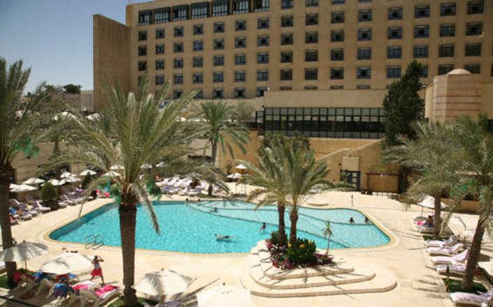 Intercontinental Hotel In Amman Jordan Corinthian Travel