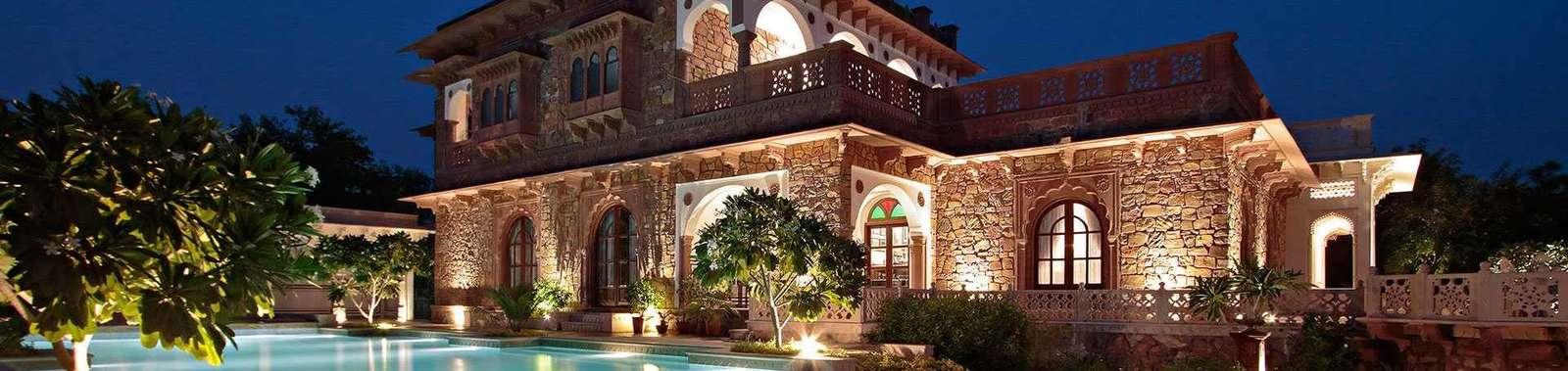In Rajasthan, stay at Khas Bagh, a farm retreat near Jaipur