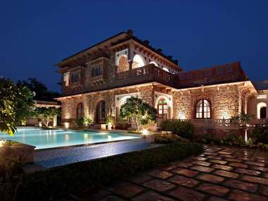 In Rajasthan, stay at Khas Bagh, a farm retreat near Jaipur
