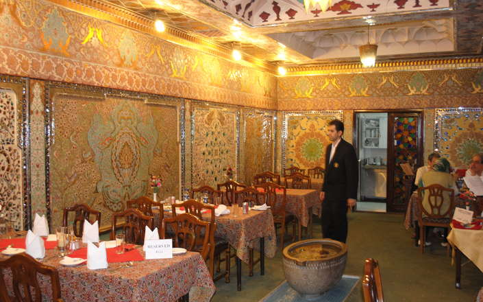 Laleh International Hotel In Tehran Iran Corinthian Travel