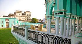 In rural Rajasthan stay at Malji Ka Kamra heritage hotel halfway between Delhi and Bikaner