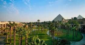 Marriott Mena House in Cairo, Egypt