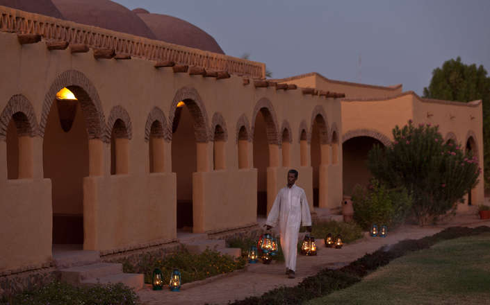 Nubian Rest House In Karima Sudan Corinthian Travel