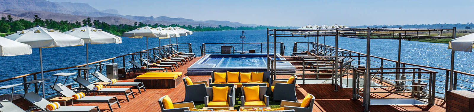 13 Oberoi Philae Nile Cruise
