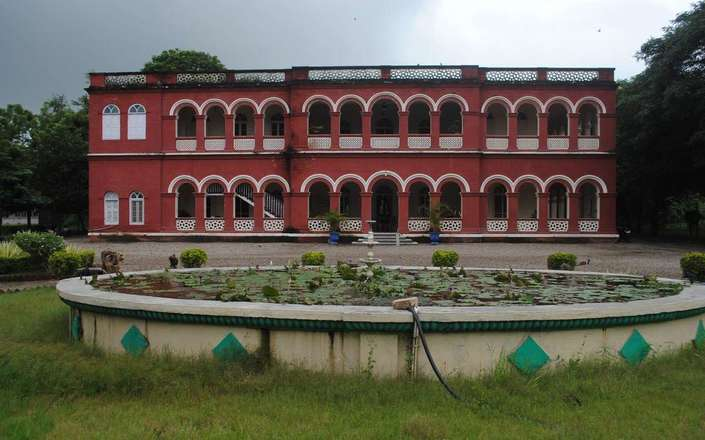 Orchard Palace in Gondal - heritage hotel in Gujarat, India