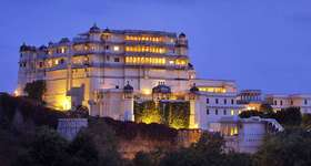 In Rajasthan stay at Raas Devigarh, a luxury boutique hotel