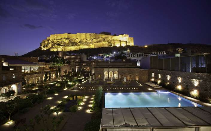 In Jodhpur stay at Raas, a luxurious boutique hotel