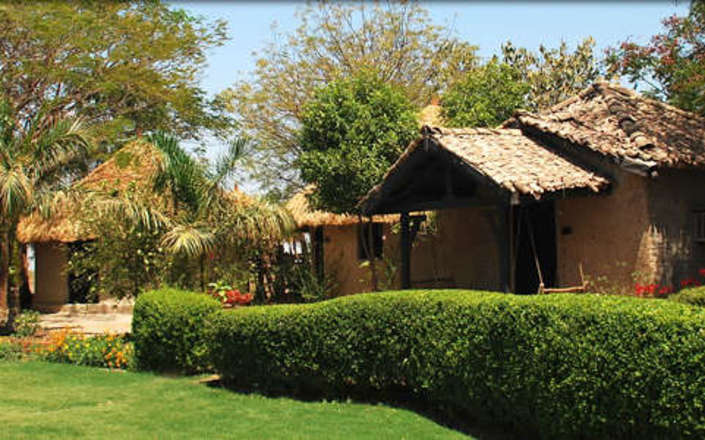 Rann Riders, Little Rann of Kutch, Gujarat - an eco-friendly resort