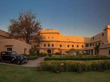 Royal Heritage Haveli in Jaipur, India