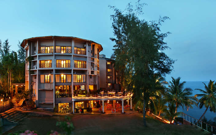 Sinclairs Bay View Hotel In Port Blair Andaman Islands