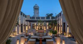 Visit The Chedi Al Bait for an immersion into Sharjah's heritage.