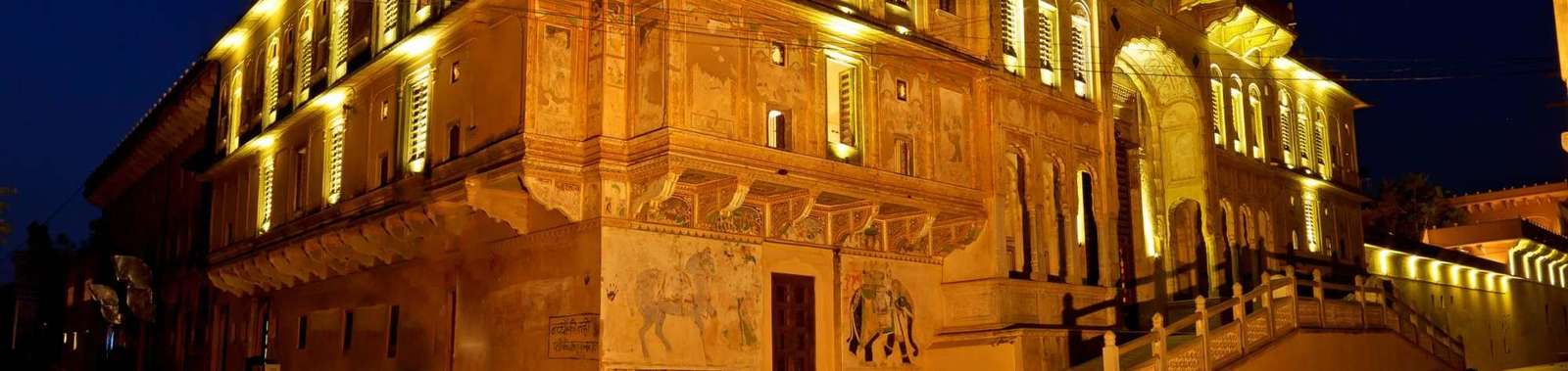 In rural Rajasthan stay at Vivaana, Shekhawati's finest converted-hotel